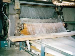 綿の打ち直し1